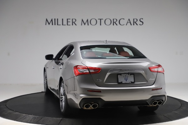 New 2020 Maserati Ghibli S Q4 GranSport for sale $93,285 at Bentley Greenwich in Greenwich CT 06830 5