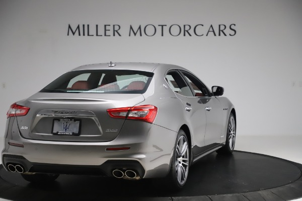 New 2020 Maserati Ghibli S Q4 GranSport for sale $93,285 at Bentley Greenwich in Greenwich CT 06830 7