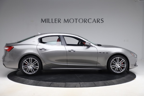 New 2020 Maserati Ghibli S Q4 GranSport for sale $93,285 at Bentley Greenwich in Greenwich CT 06830 9