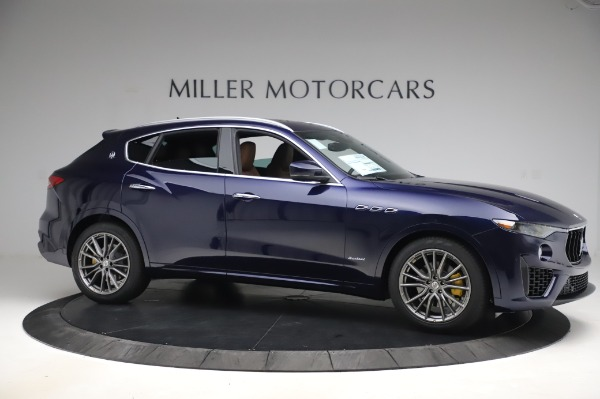 New 2020 Maserati Levante Q4 GranSport for sale $85,585 at Bentley Greenwich in Greenwich CT 06830 10