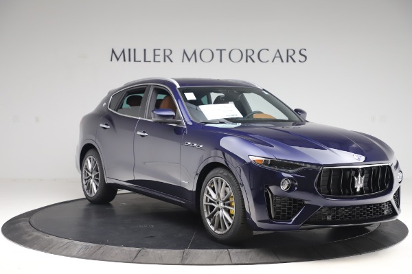 New 2020 Maserati Levante Q4 GranSport for sale $85,585 at Bentley Greenwich in Greenwich CT 06830 11