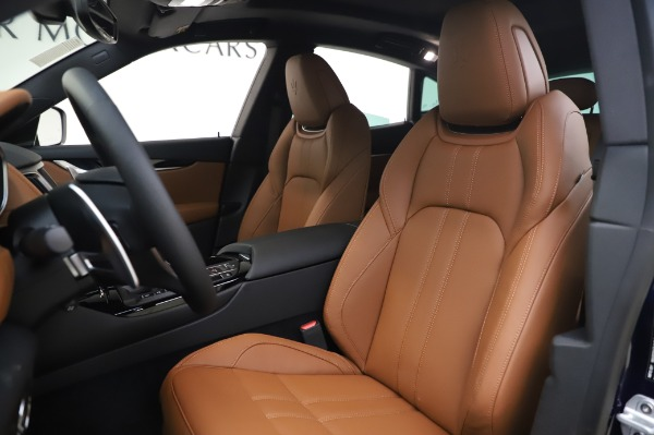 New 2020 Maserati Levante Q4 GranSport for sale $85,585 at Bentley Greenwich in Greenwich CT 06830 14