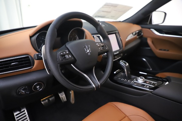 New 2020 Maserati Levante Q4 GranSport for sale $85,585 at Bentley Greenwich in Greenwich CT 06830 16
