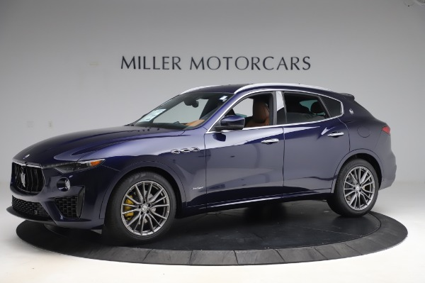 New 2020 Maserati Levante Q4 GranSport for sale $85,585 at Bentley Greenwich in Greenwich CT 06830 2