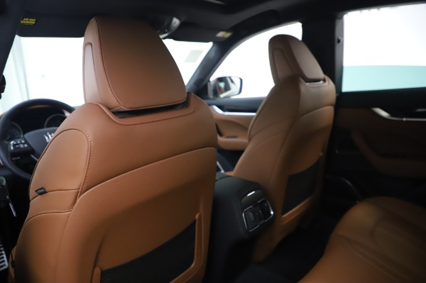 New 2020 Maserati Levante Q4 GranSport for sale $85,585 at Bentley Greenwich in Greenwich CT 06830 20