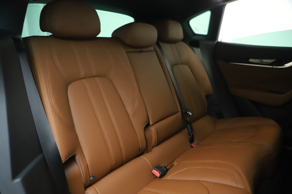 New 2020 Maserati Levante Q4 GranSport for sale $85,585 at Bentley Greenwich in Greenwich CT 06830 26