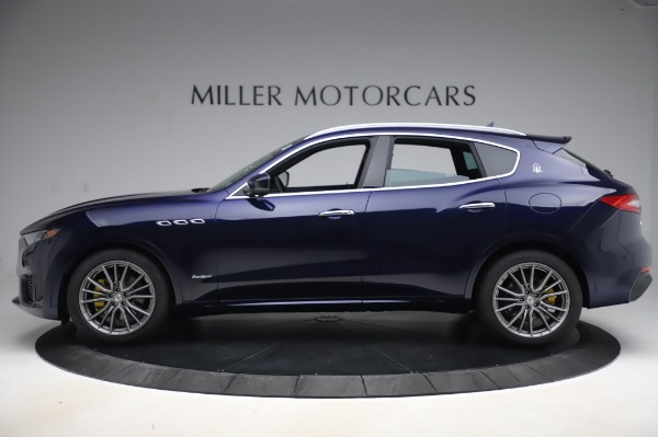 New 2020 Maserati Levante Q4 GranSport for sale $85,585 at Bentley Greenwich in Greenwich CT 06830 3