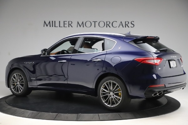 New 2020 Maserati Levante Q4 GranSport for sale $85,585 at Bentley Greenwich in Greenwich CT 06830 4