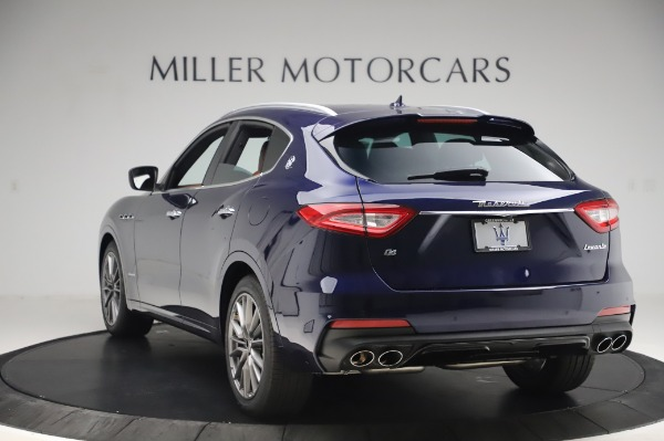 New 2020 Maserati Levante Q4 GranSport for sale $85,585 at Bentley Greenwich in Greenwich CT 06830 5