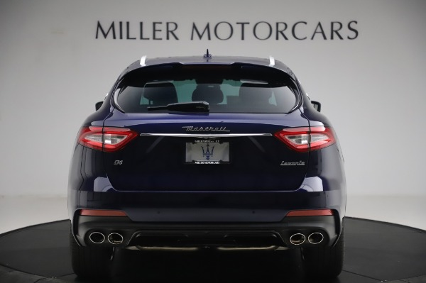 New 2020 Maserati Levante Q4 GranSport for sale $85,585 at Bentley Greenwich in Greenwich CT 06830 6