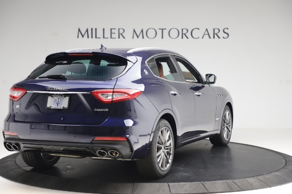 New 2020 Maserati Levante Q4 GranSport for sale $85,585 at Bentley Greenwich in Greenwich CT 06830 7