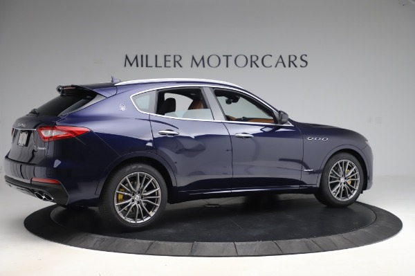 New 2020 Maserati Levante Q4 GranSport for sale $85,585 at Bentley Greenwich in Greenwich CT 06830 8