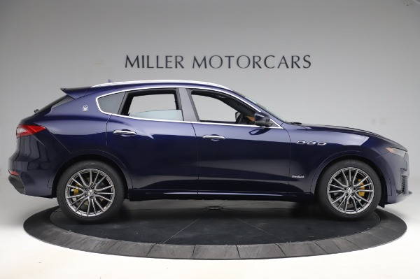 New 2020 Maserati Levante Q4 GranSport for sale $85,585 at Bentley Greenwich in Greenwich CT 06830 9