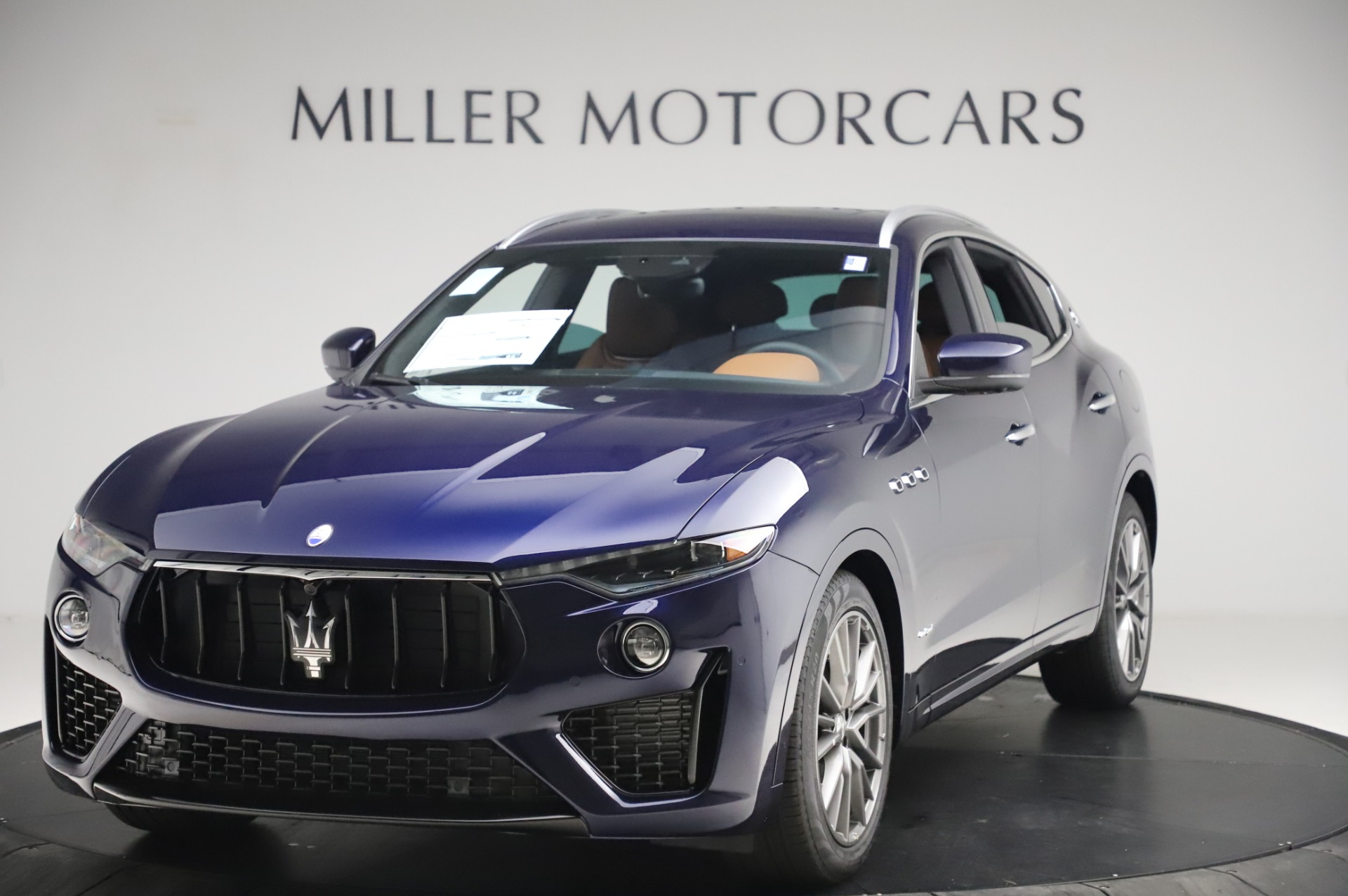 New 2020 Maserati Levante Q4 GranSport for sale $85,585 at Bentley Greenwich in Greenwich CT 06830 1