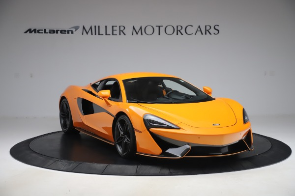 Used 2017 McLaren 570S Coupe for sale $149,900 at Bentley Greenwich in Greenwich CT 06830 10