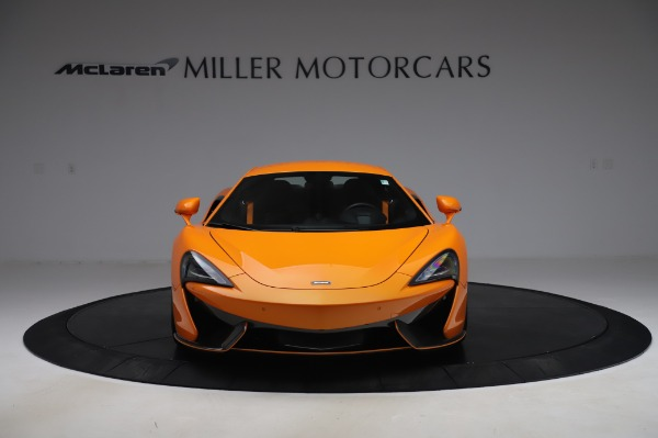 Used 2017 McLaren 570S for sale Call for price at Bentley Greenwich in Greenwich CT 06830 11