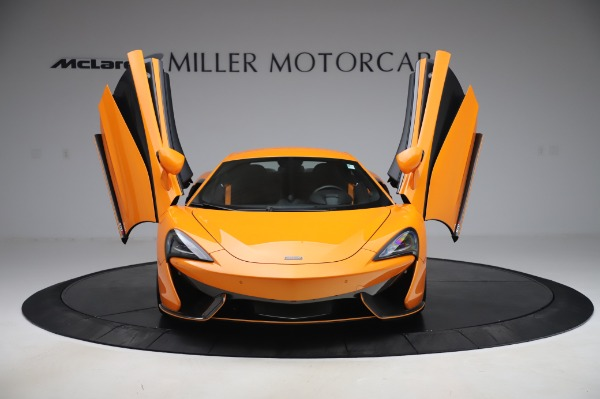 Used 2017 McLaren 570S for sale Call for price at Bentley Greenwich in Greenwich CT 06830 12