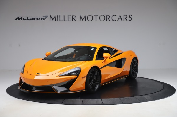 Used 2017 McLaren 570S Coupe for sale $149,900 at Bentley Greenwich in Greenwich CT 06830 14