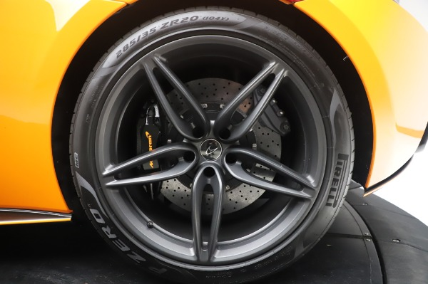 Used 2017 McLaren 570S for sale Call for price at Bentley Greenwich in Greenwich CT 06830 15