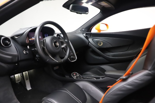 Used 2017 McLaren 570S for sale Call for price at Bentley Greenwich in Greenwich CT 06830 16