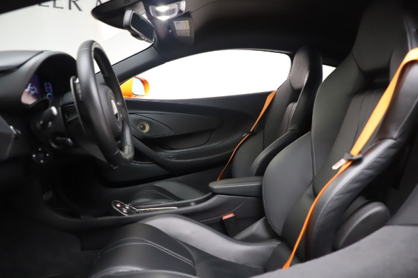 Used 2017 McLaren 570S Coupe for sale $149,900 at Bentley Greenwich in Greenwich CT 06830 17