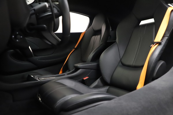 Used 2017 McLaren 570S for sale Call for price at Bentley Greenwich in Greenwich CT 06830 18