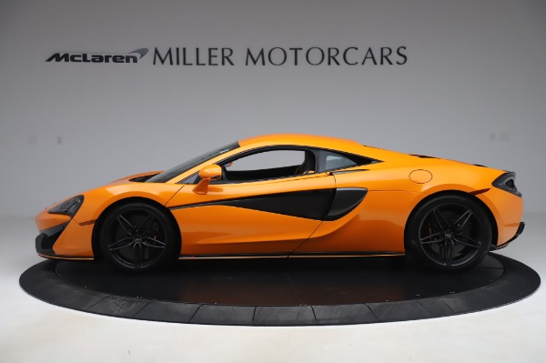 Used 2017 McLaren 570S for sale Call for price at Bentley Greenwich in Greenwich CT 06830 2