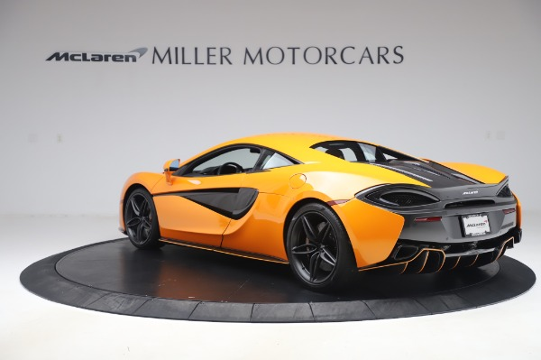 Used 2017 McLaren 570S Coupe for sale $149,900 at Bentley Greenwich in Greenwich CT 06830 3
