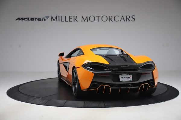 Used 2017 McLaren 570S for sale Call for price at Bentley Greenwich in Greenwich CT 06830 4