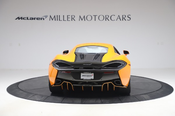 Used 2017 McLaren 570S for sale Call for price at Bentley Greenwich in Greenwich CT 06830 5