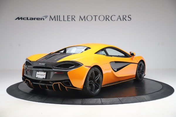 Used 2017 McLaren 570S Coupe for sale $149,900 at Bentley Greenwich in Greenwich CT 06830 6
