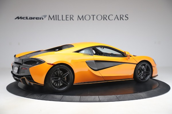 Used 2017 McLaren 570S Coupe for sale $149,900 at Bentley Greenwich in Greenwich CT 06830 7