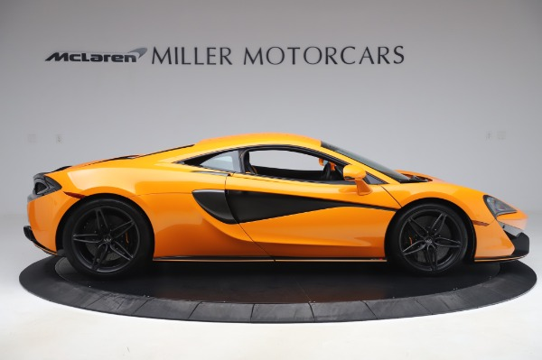Used 2017 McLaren 570S Coupe for sale $149,900 at Bentley Greenwich in Greenwich CT 06830 8