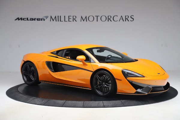 Used 2017 McLaren 570S for sale Call for price at Bentley Greenwich in Greenwich CT 06830 9