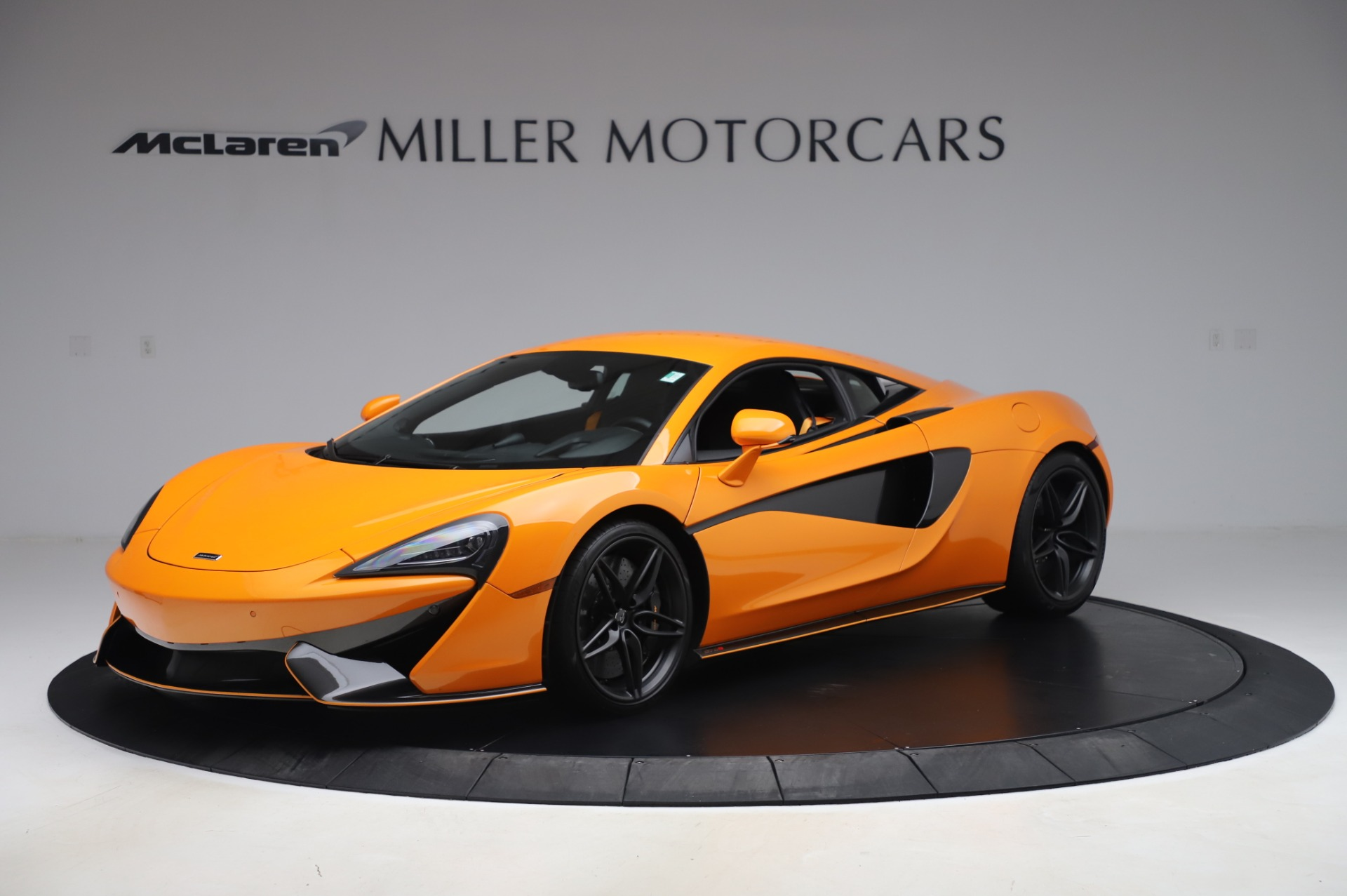 Used 2017 McLaren 570S for sale Call for price at Bentley Greenwich in Greenwich CT 06830 1