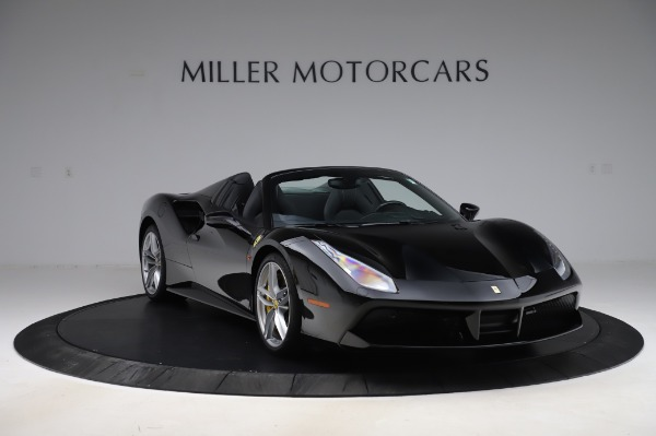 Used 2017 Ferrari 488 Spider for sale $284,900 at Bentley Greenwich in Greenwich CT 06830 11