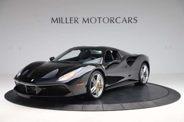 Used 2017 Ferrari 488 Spider for sale $284,900 at Bentley Greenwich in Greenwich CT 06830 12