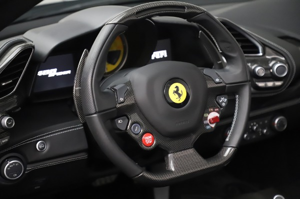 Used 2017 Ferrari 488 Spider for sale $284,900 at Bentley Greenwich in Greenwich CT 06830 26