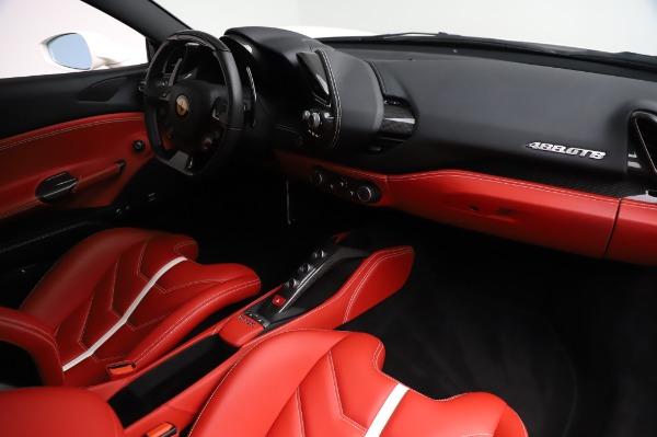 Used 2016 Ferrari 488 GTB Base for sale $239,900 at Bentley Greenwich in Greenwich CT 06830 17