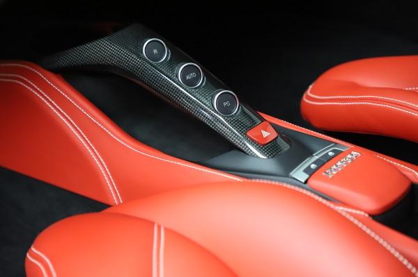 Used 2016 Ferrari 488 GTB Base for sale $239,900 at Bentley Greenwich in Greenwich CT 06830 21