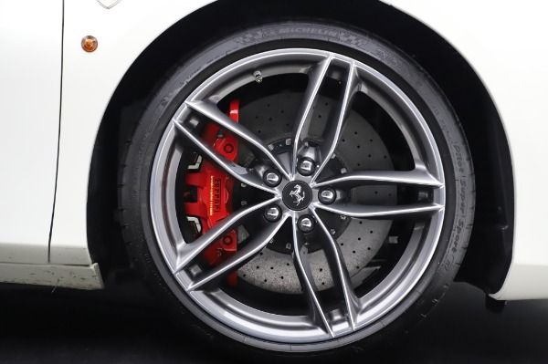 Used 2016 Ferrari 488 GTB Base for sale $239,900 at Bentley Greenwich in Greenwich CT 06830 25