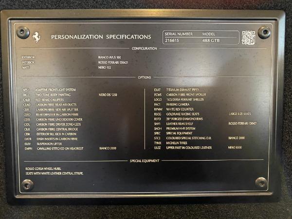 Used 2016 Ferrari 488 GTB Base for sale $239,900 at Bentley Greenwich in Greenwich CT 06830 28