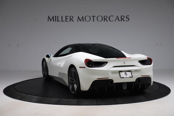 Used 2016 Ferrari 488 GTB Base for sale $239,900 at Bentley Greenwich in Greenwich CT 06830 5