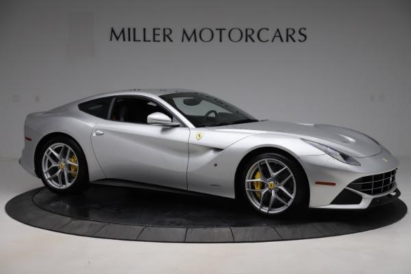 Used 2015 Ferrari F12 Berlinetta for sale $235,900 at Bentley Greenwich in Greenwich CT 06830 10