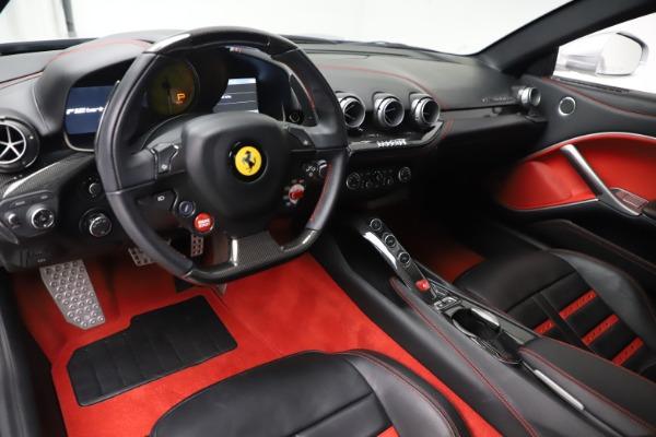 Used 2015 Ferrari F12 Berlinetta for sale $235,900 at Bentley Greenwich in Greenwich CT 06830 13