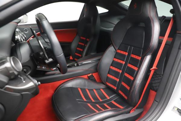 Used 2015 Ferrari F12 Berlinetta for sale $235,900 at Bentley Greenwich in Greenwich CT 06830 15