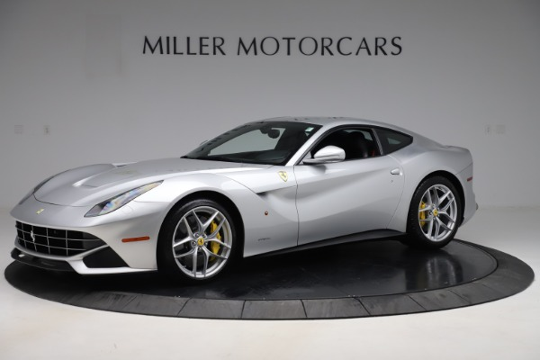 Used 2015 Ferrari F12 Berlinetta for sale $235,900 at Bentley Greenwich in Greenwich CT 06830 2