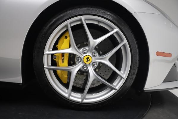 Used 2015 Ferrari F12 Berlinetta for sale $235,900 at Bentley Greenwich in Greenwich CT 06830 25