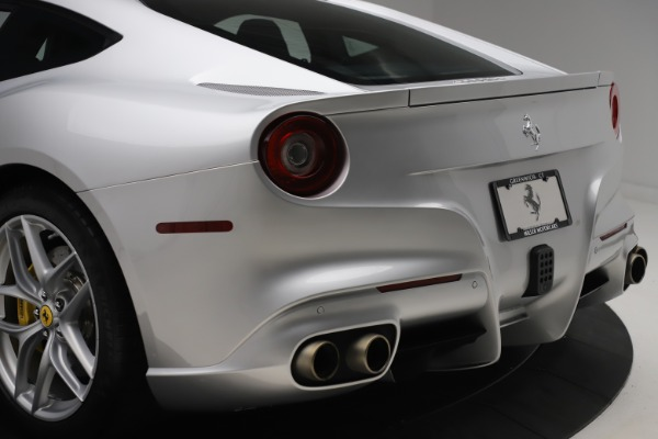 Used 2015 Ferrari F12 Berlinetta for sale $235,900 at Bentley Greenwich in Greenwich CT 06830 26