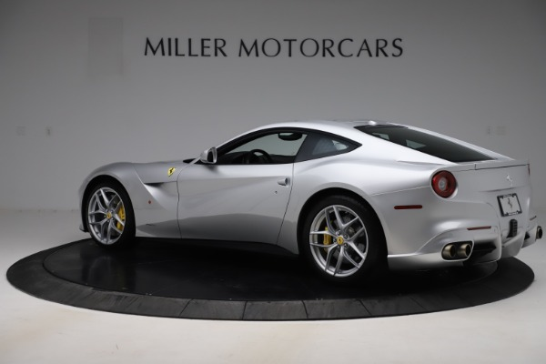 Used 2015 Ferrari F12 Berlinetta for sale $235,900 at Bentley Greenwich in Greenwich CT 06830 4